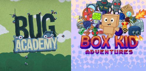 Bug Academy | Box Kid Adventures — Podgląd Tekstowy #1