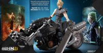 Final Fantasy VII Remake – słabe rozpakowanie edycji 1st Class