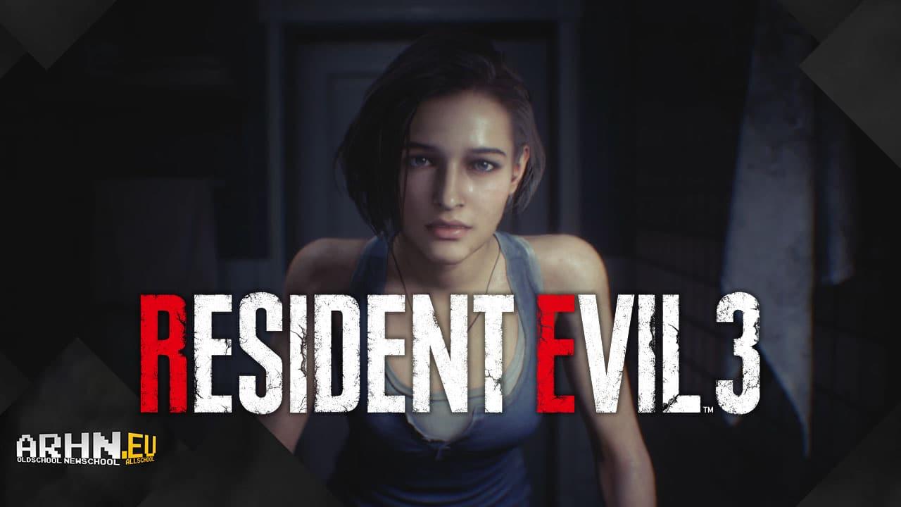 Resident Evil 3 (2020, remake) - recenzja   arhn.eu