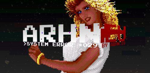 System Error #029