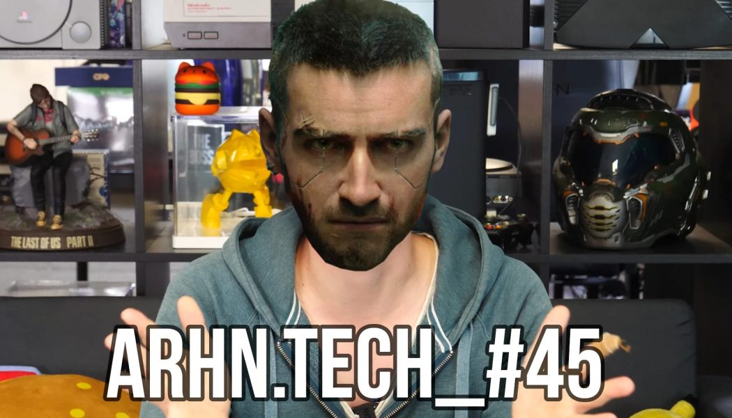 ARHN.TECH_#45 – Feel the CRUNCH
