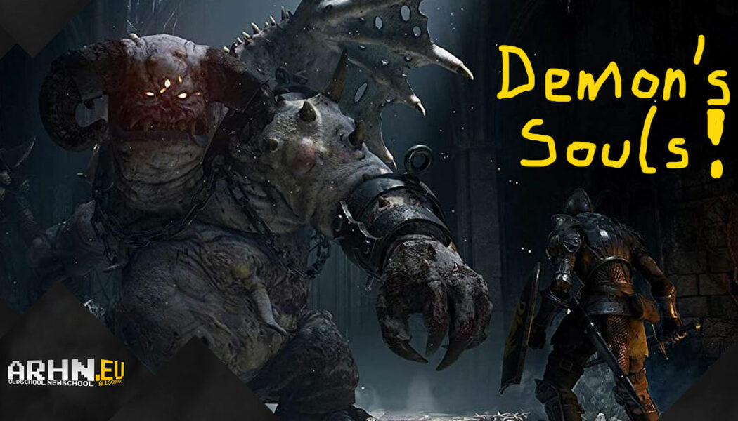 Demon's Souls (Remake) [PS5] — recenzja