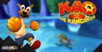 Kangurek Kao: Runda 2 — retro