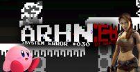System Error #030