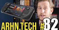 ARHN.TECH_#82 – Czy potrzebny jest Ci Steamowy Switch Pro?